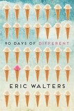 Book cover of 90 DAYS OF DIFFERENT