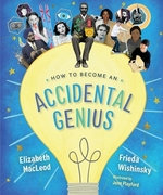 Book cover of HT BECOME AN ACCIDENTAL GENIUS