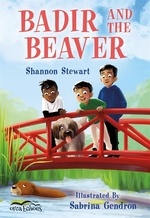 Book cover of BADIR & THE BEAVER
