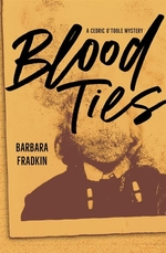 Book cover of BLOOD TIES