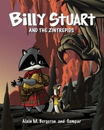 Book cover of BILLY STUART & THE ZINTREPIDS
