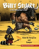 Book cover of BILLY STUART IN THE MINOTAUR'S LAIR