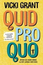 Book cover of QUID PRO QUO
