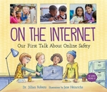 Book cover of ON THE INTERNET