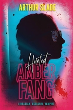 Book cover of AMBER FANG 01 HUNTED