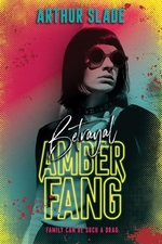 Book cover of AMBER FANG 02 BETRAYAL