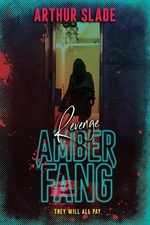 Book cover of AMBER FANG 03 REVENGE