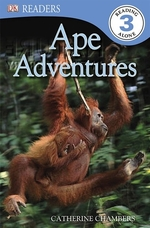 Book cover of APE ADVENTURES