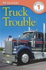 Book cover of TRUCK TROUBLE