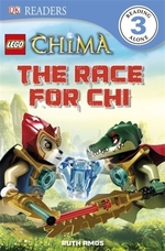 Book cover of CHIMA - RACE FOR CHI