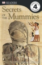 Book cover of SECRETS OF THE MUMMIES
