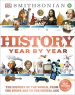 Book cover of HIST YEAR BY YEAR