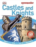 Book cover of EYE WONDER CASTLES & KNIGHTS