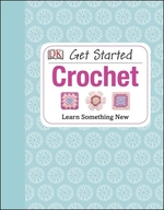 Book cover of GET STARTED CROCHET