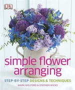 Book cover of SIMPLE FLOWER ARRANGING