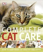 Book cover of COMPLETE CAT CARE