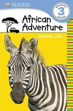 Book cover of AFRICAN ADVENTURE