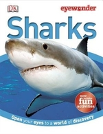 Book cover of EYE WONDER SHARKS