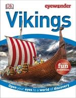 Book cover of EYE WONDER - VIKINGS