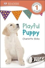 Book cover of PLAYFUL PUPPY