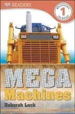 Book cover of MEGA MACHINES