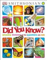Book cover of DID YOU KNOW