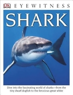 Book cover of EYEWITNESS SHARK