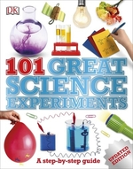 Book cover of 101 GREAT SCIENCE EXPERIMENTS