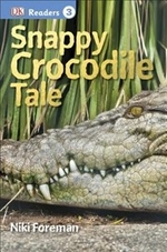 Book cover of SNAPPY CROCODILE TALE