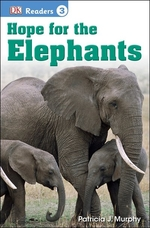 Book cover of HOPE FOR THE ELEPHANTS