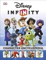 Book cover of DISNEY INFINITY CHARACTER ENCY