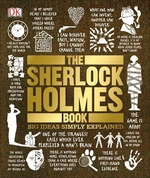 Book cover of SHERLOCK HOLMES BOOK