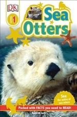 Book cover of DK READERS L1 SEA OTTERS