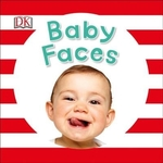 Book cover of BABY FACES
