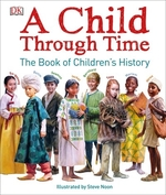 Book cover of CHILD THROUGH TIME
