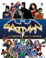 Book cover of BATMAN CHARACTER ENCY