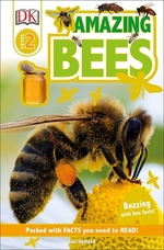 Book cover of DK READERS L2 AMAZING BEES
