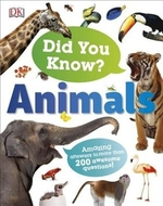 Book cover of DID YOU KNOW ANIMALS