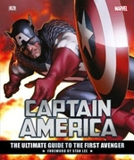 Book cover of CAPTAIN AMER THE ULTIMATE GT THE 1ST