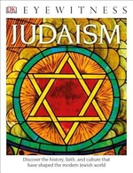 Book cover of DK EYEWITNESS BOOKS JUDAISM