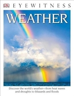 Book cover of DK EYEWITNESS BOOKS WEATHER