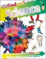 Book cover of DK FINDOUT SCIENCE