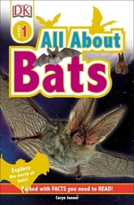 Book cover of ALL ABOUT BATS