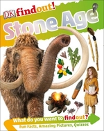 Book cover of DK FINDOUT - STONE AGE