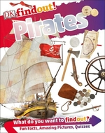 Book cover of DK FINDOUT - PIRATES