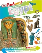 Book cover of DK FINDOUT - ANCIENT EGYPT