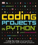 Book cover of CODING PROJECTS IN PYTHON