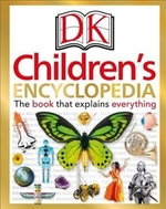 Book cover of DK CHILDREN'S ENCY