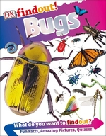 Book cover of DK FINDOUT BUGS