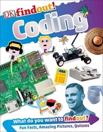 Book cover of DK FINDOUT CODING